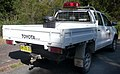 2005-2008 Toyota Hilux (KUN16R) SR 4-door cab chassis (National Parks and Wildlife Service) 02.jpg