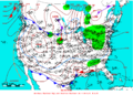 2006-02-06 Surface Weather Map NOAA.png