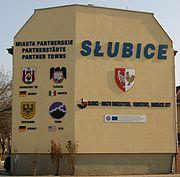 Miasta partnerskie S�ubic