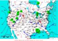 2007-04-18 Surface Weather Map NOAA.png