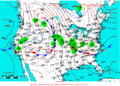 2007-05-04 Surface Weather Map NOAA.png
