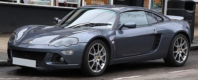 2007 Lotus Europa S 2.0 Front
