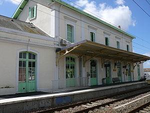 Surgères - Surgères railway station