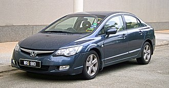 Honda Cars India - 8th Generation Honda Civic