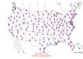 2009-05-25 Max-min Temperature Map NOAA.png