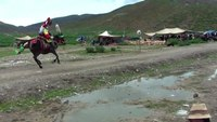 Файл:20110812 Nomad Horse Racing Zhanzong Tibet.ogv