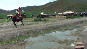 File:20110812 Nomad Horse Racing Zhanzong Tibet.ogv