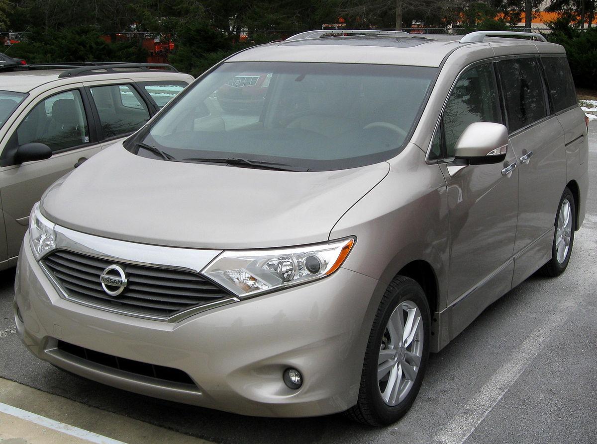 2011 Nissan Quest LE -- 12-22-2010.jpg