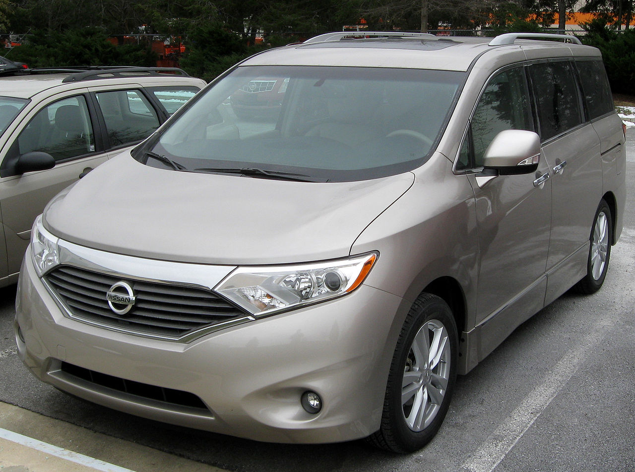 File2011 nissan quest le 12 22 2010g wikimedia commons file2011 nissan quest le 12 22 2010g vanachro Gallery