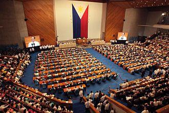 Congress of the Philippines - Plenary Hall, Batasang Pambansa Complex