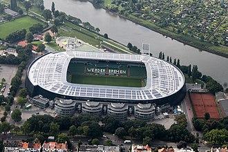 Weser-Stadion - Weserstadion