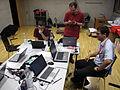 2012-08-30 Vorbereitungen WikiCon 2012 004.jpg