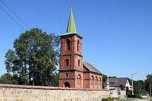 Kwiatków, Opole Voivodeship - Image: 2013 Kwiatków 04 Kościół