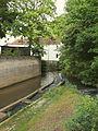 20140525 Maastricht; Jeker river in Stadspark.JPG