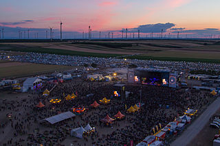 music festival in Austria