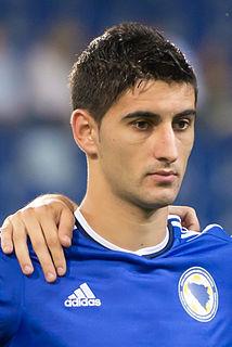 Bojan Letić Bosnian footballer