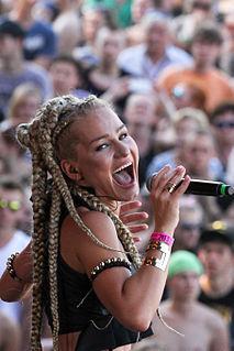 Marika (singer) Polish singer