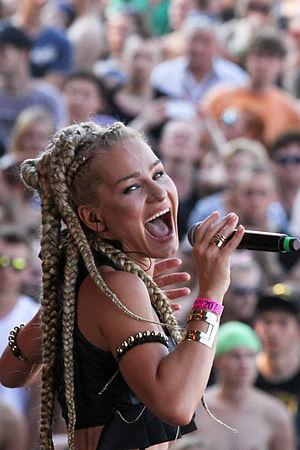Marika (singer) - Image: 2014 Woodstock 230 Marika