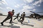 2015.9.22 육군 의무후송항공대 '메디온' Aeromedical evacuation 'MEDEON', Republic of Korea Army Aviation Operation Command.jpg