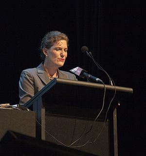 Rebecca Kitteridge New Zealand public servant