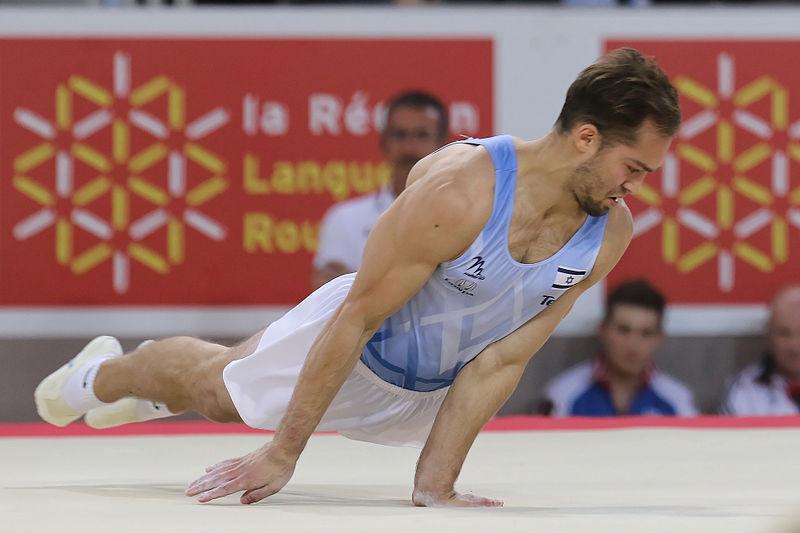File:2015 European Artistic Gymnastics Championships - Floor - Alexander Shatilov 04.jpg