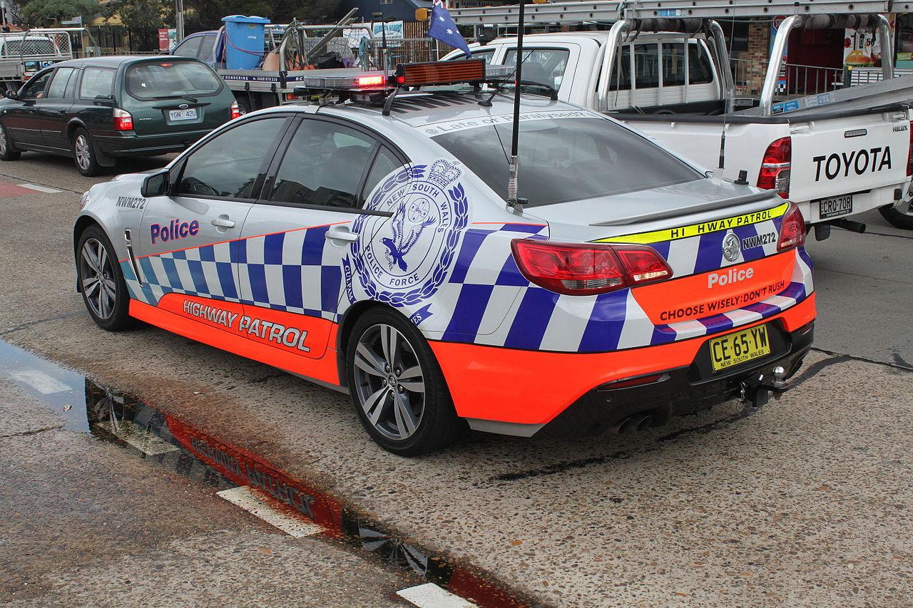 File 2015 Holden Commodore Vf My15 Ss Sedan Nsw Police