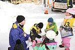 2015 Navy Misawa Snow Team creates USS Constitution snow sculpture during the 66th annual Sapporo Snow Festival 150204-N-EC644-001.jpg
