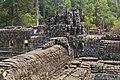 2016 Angkor, Angkor Thom, Bajon (50).jpg