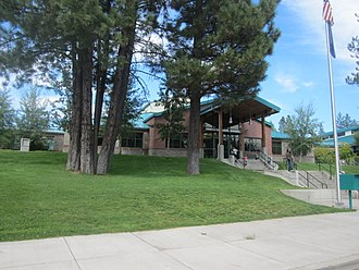 Sunriver, Oregon - Three Rivers School in Sunriver