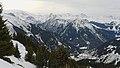 2017.01.27.-36-Paradiski-La Plagne-Champagny-en-Vanoise-Wanderweg nach Champagny le Haut--Blick Richtung Champagny-en-Vanoise.jpg