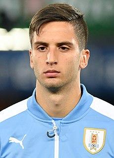 Rodrigo Bentancur Uruguayan footballer