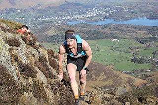 Ricky Lightfoot British ultramarathon runner