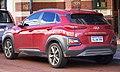 2017 Hyundai Kona (OS MY18) Highlander 2WD wagon (2018-07-19) 02.jpg