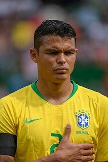 Thiago Silva Brazilian footballer