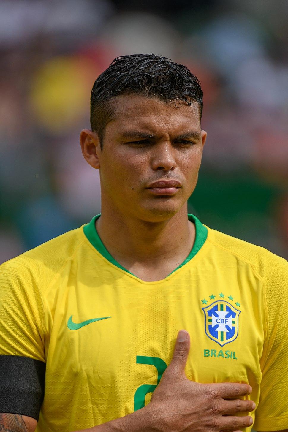 20180610 FIFA Friendly Match Austria vs. Brazil Thiago Silva 850 1582