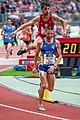 2018 DM Leichtathletik - 3000 Meter Hindernislauf Maenner - Konstantin Wedel - by 2eight - 8SC0319.jpg