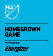 1462a48e4 Major League Soccer Homegrown Game - Wikipedia