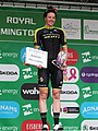 2018 Women's Tour stage 3 076 Sarah Roy stage winner (2).JPG