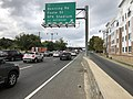 2019-09-17 09 58 59 View south along District of Columbia Route 295 (Kenilworth Avenue Freeway) at the exit for Benning Road-Foote Street-Robert F. Kennedy Memorial Stadium in Washington, D.C..jpg