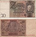 20 Reichsmark, Berlin 22. Januar 1929.JPG