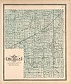 20th century atlas of Clinton County, Indiana - containing maps of villages, cities and townships of the county, of the state, United States and world, farmers directory, business directory and LOC 2007626767-15.jpg
