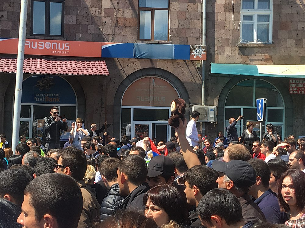 23.04.2018 Protest Demonstration, Yerevan 21.jpg