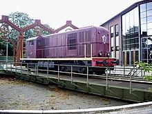 Railway turntable - Wikipedia