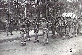 2/11th Commando Squadron (Australia) commando unit raised by the Australian Army
