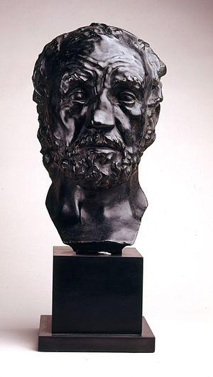 Man with the Broken Nose - Man with the Broken Nose at Museo Soumaya, Mexico City