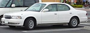 Amati Cars - Image: 2nd Mazda Sentia