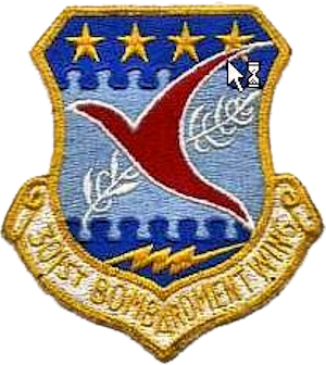 301st Air Refueling Wing - 301st Bomb Wing emblem