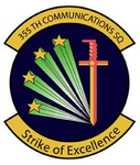 355 Communications Sq emblem.png