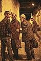 3 men in alley2 (23558310159).jpg