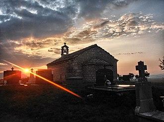 Church of St. Nikola, Dobrelja - Image: 4 .Crkvica u Dobreljima